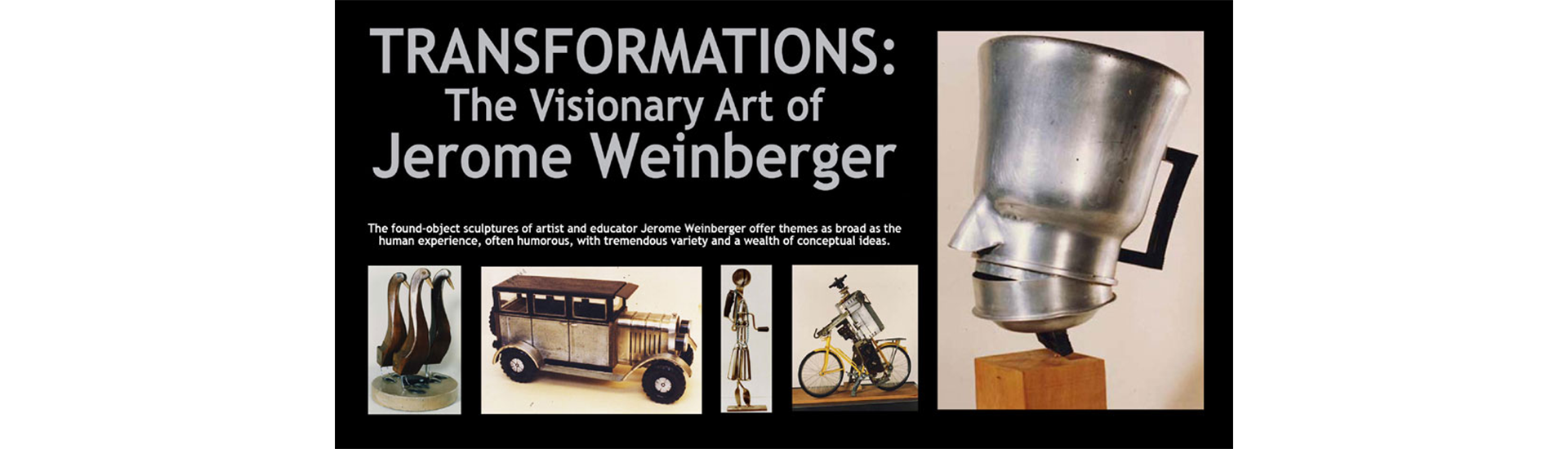 The visionary art of Jerome Weinberger