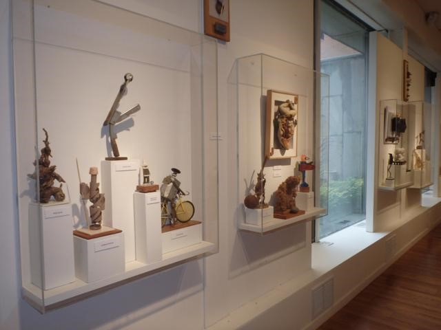 Roberson Museum - The Art of Jerome Weinberger